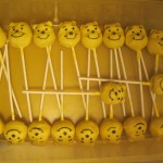 How to make Winnie the Pooh Cake Pops