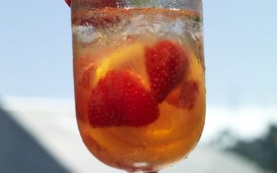 Strawberry Muddle Cocktail