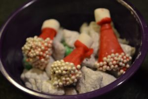 santa hat reindeer food