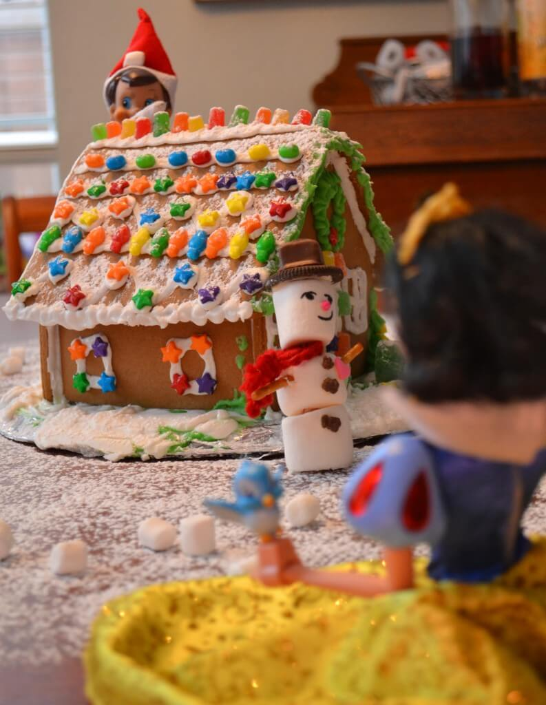 Elf On A Shelf Snowball Fight Christmas Traditions
