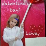Homemade Valentine's Day Card – Lollipop Photo