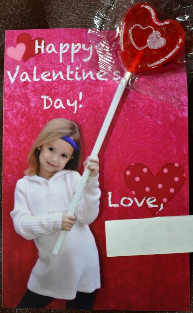 lollipop photo valentine