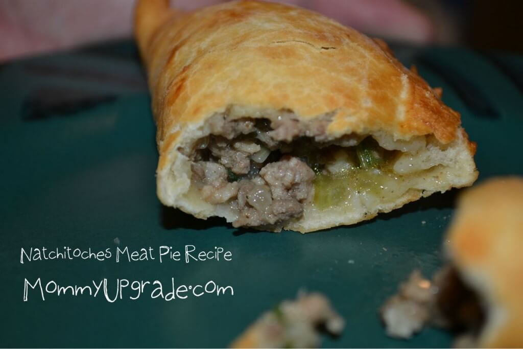 Natchitoches Meat Pie recipe