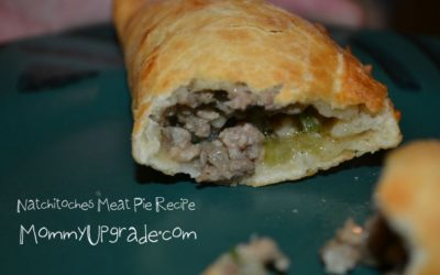 Recipe for Natchitoches Meat Pies