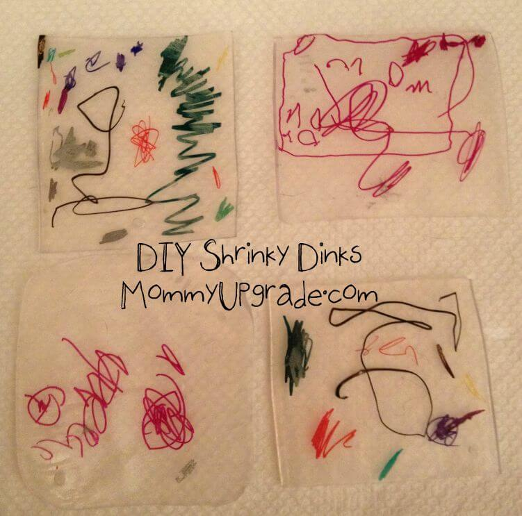 Do It Yourself Shrinky Dinks Your Kids Will Love It