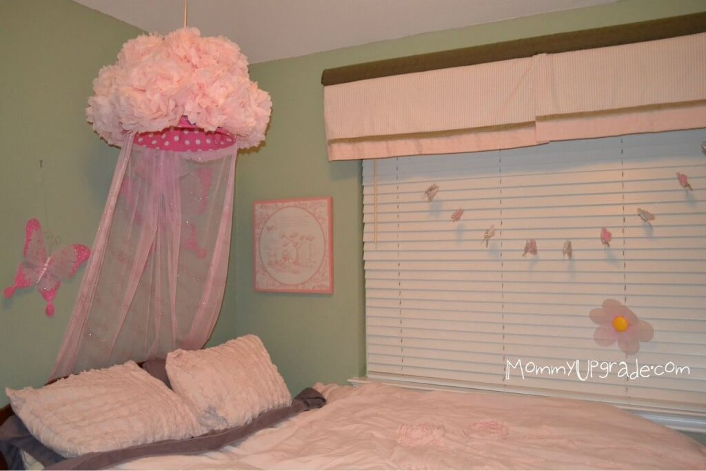 How to make a princess canopy