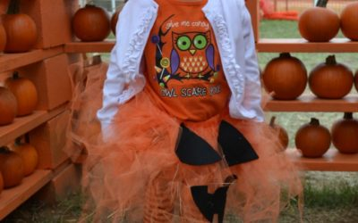 Halloween Costumes – Pumpkin Tutu is Too Too Cute