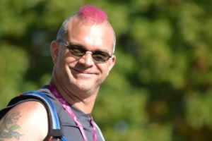 pink mohawk dallas 3 day walk for a cure