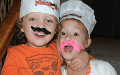 Movember Mini Murph Pizza Party