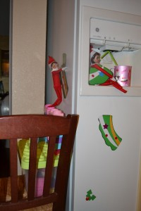 magnet mischief elf on a shelf