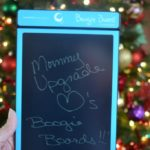 Boogie Board Review and Giveaway