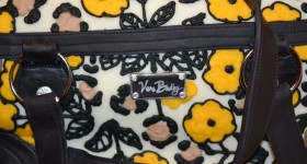 vera bradley cake close up