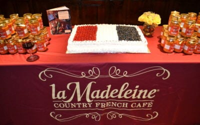 Celebrate with LaMadeleine and win a trip to France!