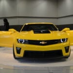 Bumblebee at Dallas Auto Show