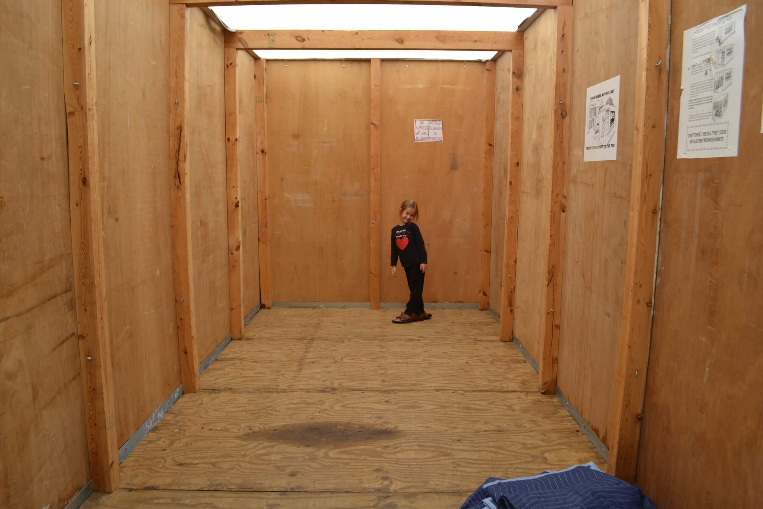 5 things not to put in storage podspods
