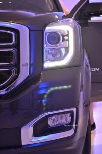 GMC 2015 production SUV