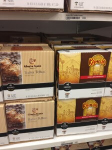 delicious flavored coffee for keurig