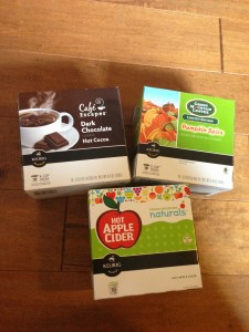 keurig pods from bed bath and beyond