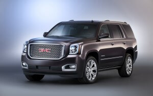 2015 GMC launch