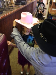 pink cowboy hat for sale