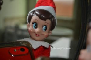 The Elfie Selfies Contest