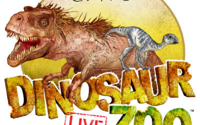 Dinosaur Zoo coming to Dallas – GIVEAWAY