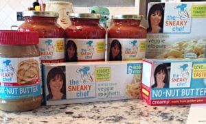 sneaky chef products