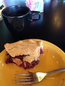 fruit pie heaven at pie peddlers