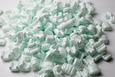 packing peanuts april fools prank