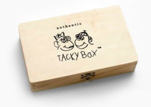 the tacky box story