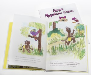 kids book - Margo's Magnificent Choice