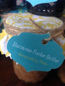 bananas foster butter recipe