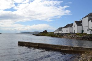 distillery on loch indaal