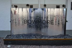 bowmore fountain