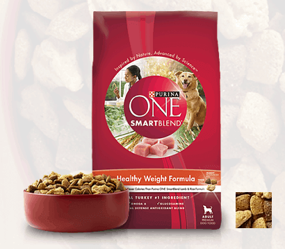 PurinaOne Smart Blend Healthy Weight