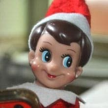 Naming your Elf on the Shelf
