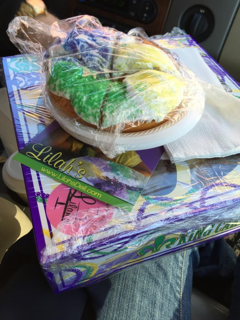 king cakes from lilahs