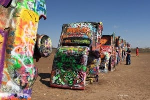 6 tips for visiting Cadillac Ranch