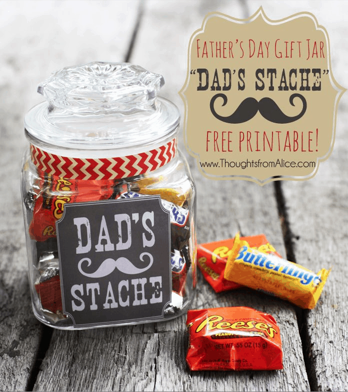 dad's stache free download for fathers day