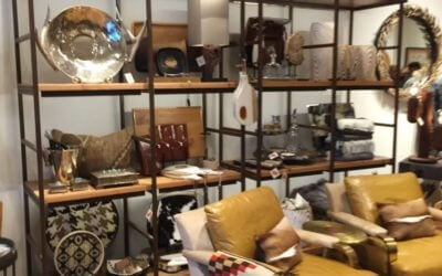 Dean Fearing and great shopping at Anteks Curated