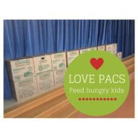 Love Pacs feed local families through the holidays