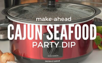 Party favorite: Cajun seafood dip recipe