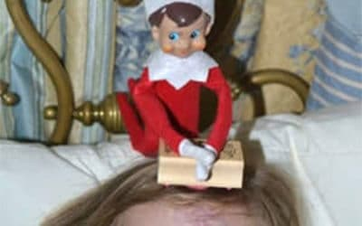 Time for Elf on a Shelf