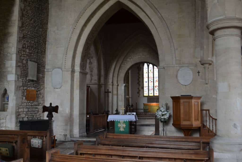 brampton church where downton was filmed
