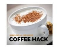 My favorite coffee hack of all time