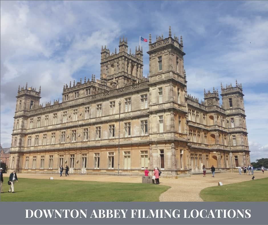 Downton filiming locations