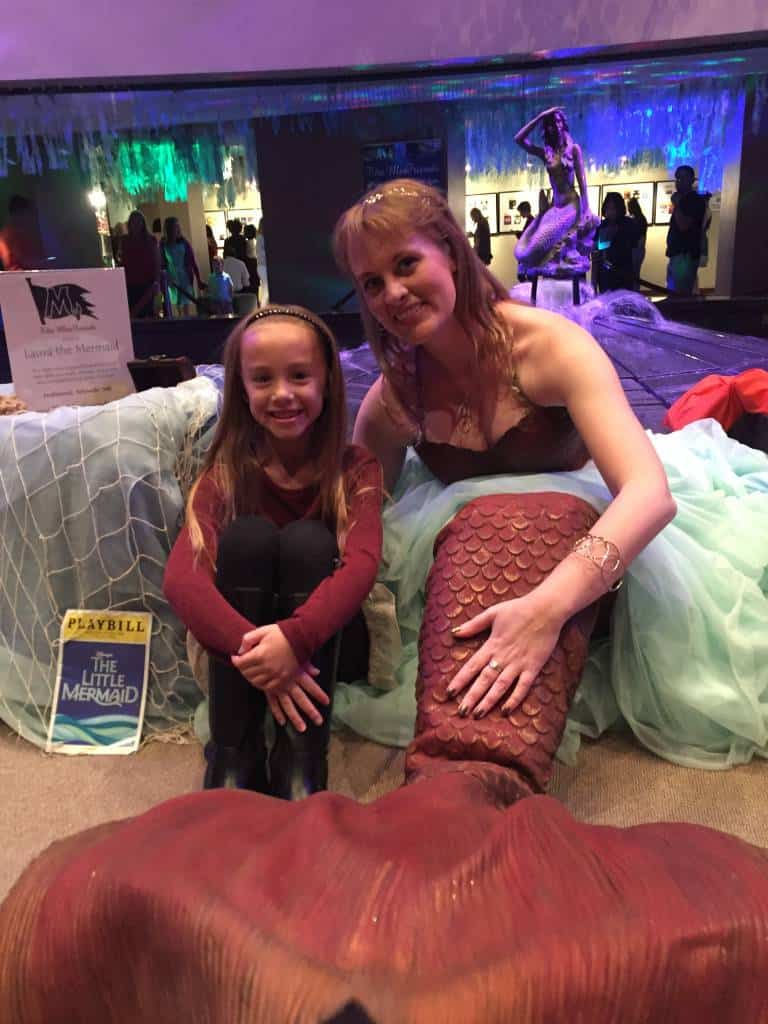 Making memories with your little mermaid mommy upgrade for Fish pedicure dallas