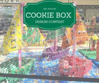Girl Scout Cookie Box Design Contest – Dallas
