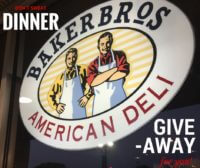 GIVEAWAY: Don't sweat the menu planning, Baker Brothers Deli to the rescue