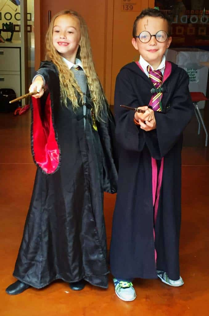 harry potter party costumes